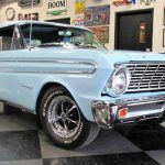 The Ford Falcon Sprint convertible is said to still wear original paint