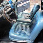 The Falcon Sprint has its original sporty interior