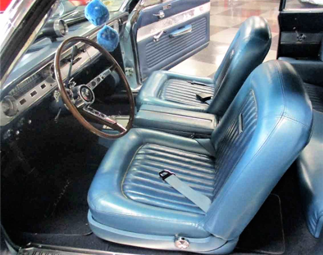 , 1964 Ford Falcon Sprint convertible, ClassicCars.com Journal