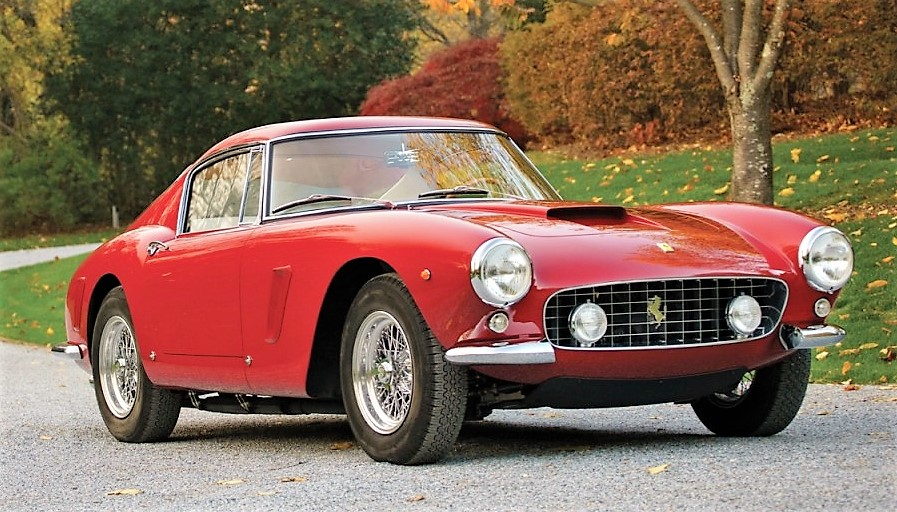 One of the most desirabale Ferraris, a 1961 250 GT SWB Berlinetta | RM Sotheby's