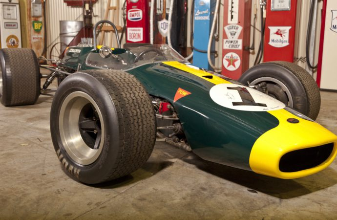 Brabhams, Indy racer headline Australian collection auction