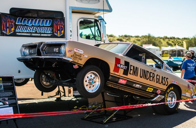 Historic dragsters make Goodguys appearance at Scottsdale
