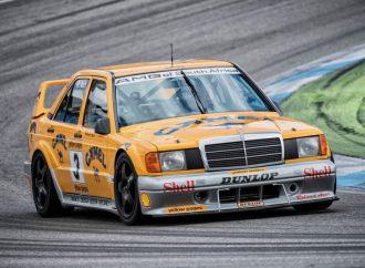 Mercedes-Benz sets three vintage racer track days