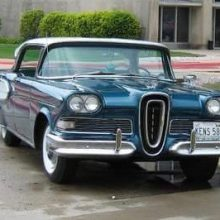 My Classic Car: Ken's 1958 Edsel Corsair