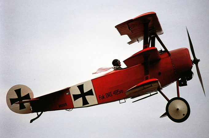 Museum launches campaign to see Red Baron take flight