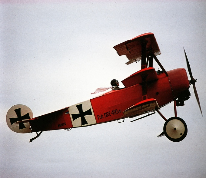 an analysis of the red baron Students read a short background on the red baron of world war 1 (wwi, ww1) and an excerpt from his diary regarding some military engagements.