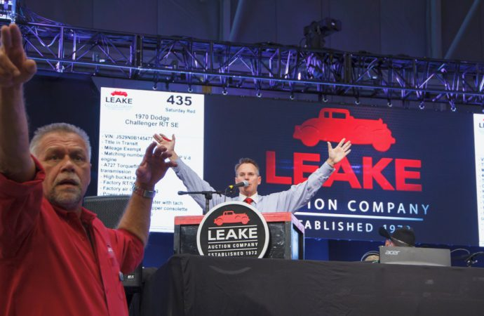 Leake tops $10.4 million at Oklahoma City auction