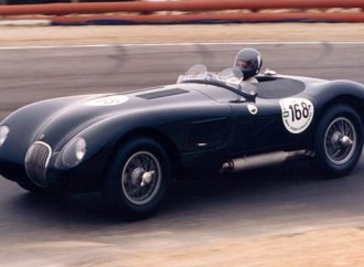 Driven: XK 120 C-type Jaguar