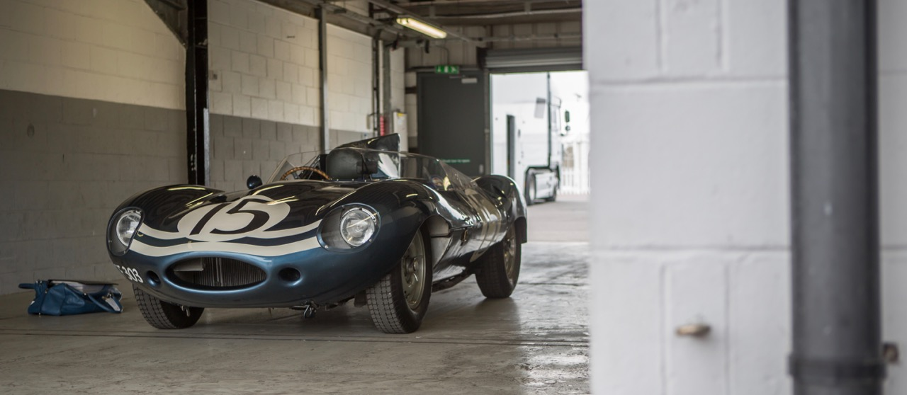 Le Mans' runner-up D-type among entries in inaugural City Concours in London | Thorough Events photos