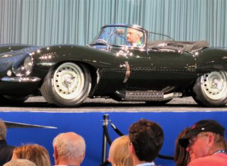 2017 Amelia Island auctions reveal new major collector car trends