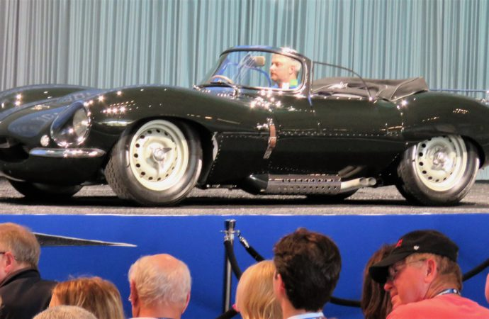 Smith collection does well, XKSS a no sale at Amelia auctions