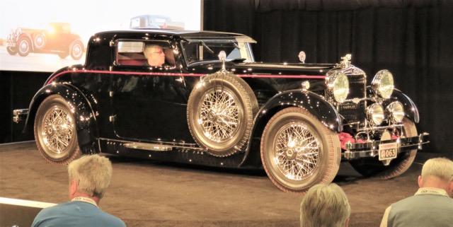 1929 Stutz Model M sells for $1.7 million