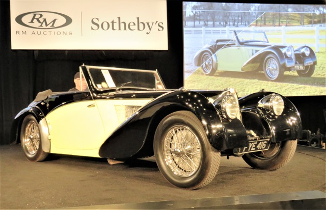 Weathering the storm: Amelia auctions total $121.3 million