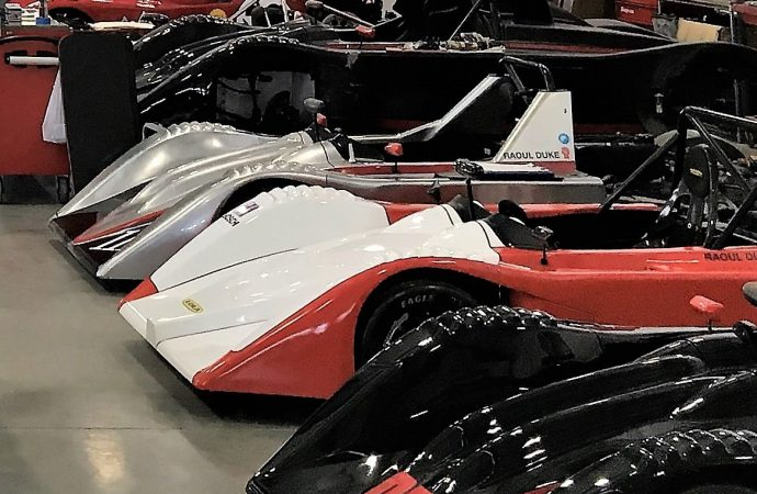 Car condos bring motorsports, collector car culture home