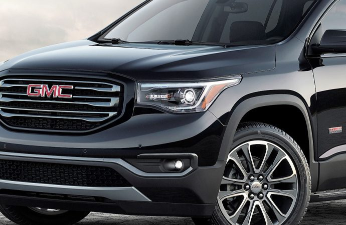 Driven: 2017 GMC Acadia SLT-1 all-wheel-drive