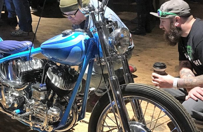 Mama Tried – and succeeds – at being a unique motorcycle show