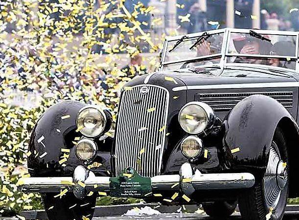 1936 Lancia Astura 'Tipo Bocca'