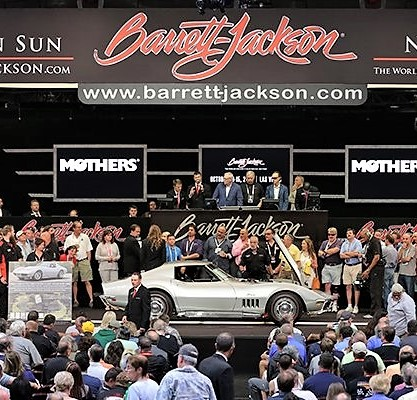 Barrett-Jackson to sponsor inaugural New England Concours
