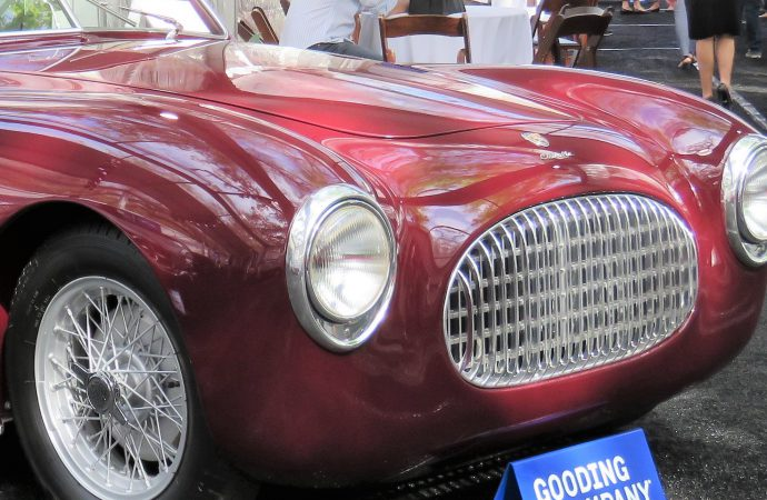 What caught Bob's eye at Gooding's Amelia Island auction