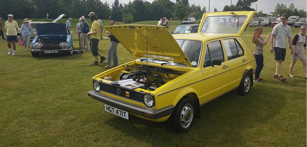 The show features exception examples of such ordinary cars as a Citroen and VW Golf | Hagerty UK photos