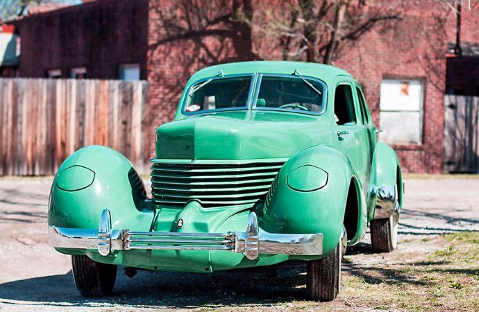 Rare optioned Cord Westchester on Branson docket