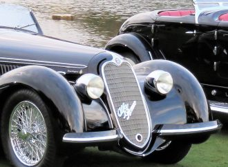 Duesenberg, Alfa Romeo bests of show at Amelia Island Concours