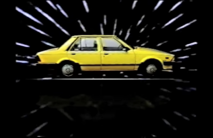 Rewind: The best car commercials of the '80s