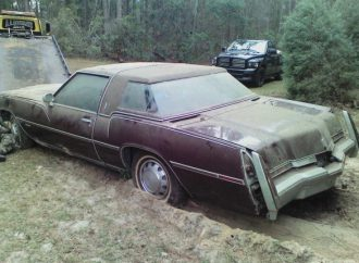 My Classic Car: Mark's 1978 Oldsmobile Toronado