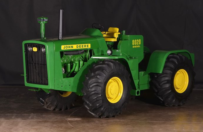 Oh Deere: Huge collection fills Gone Farmin' auction docket