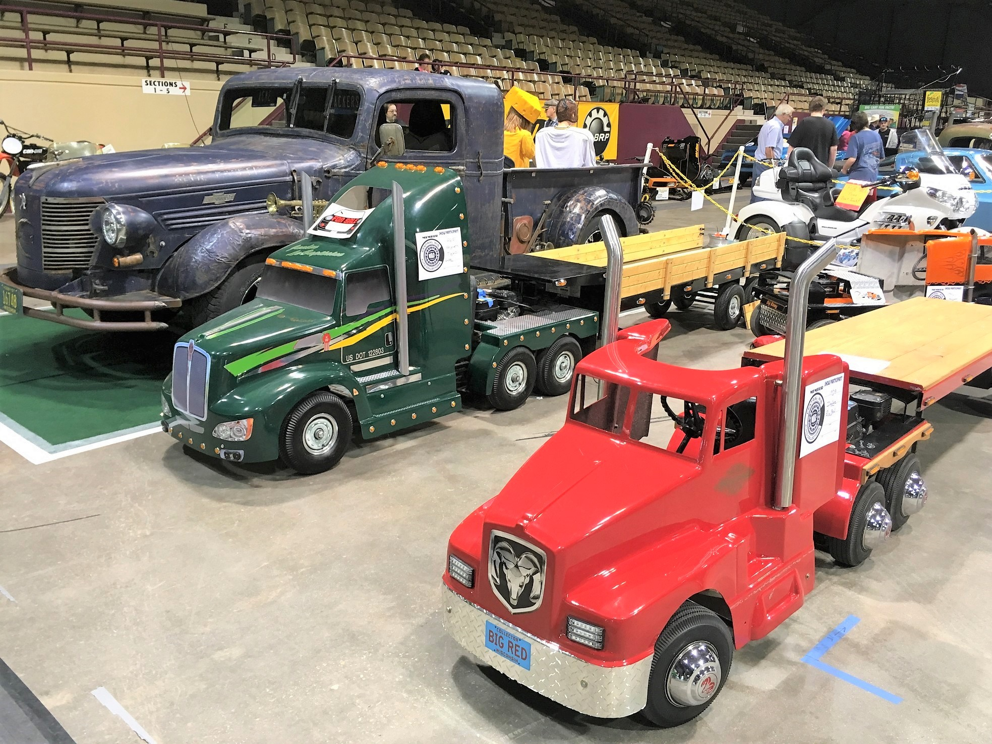 , Green Bay's Motorama packs in a little of everything, ClassicCars.com Journal