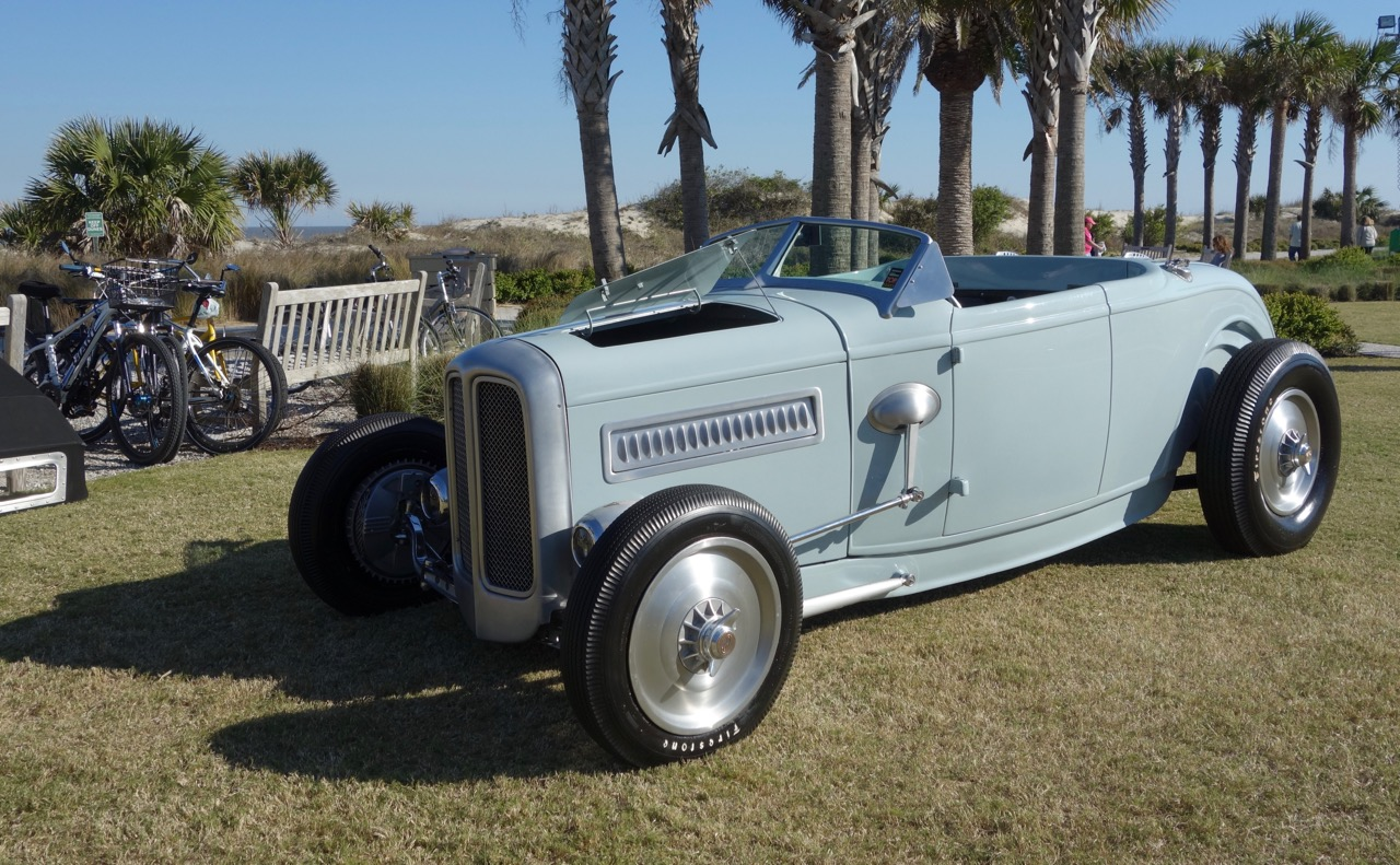 Jekyll Island Show Launches With An Impressive Debut ClassicCars - Jekyll island car show