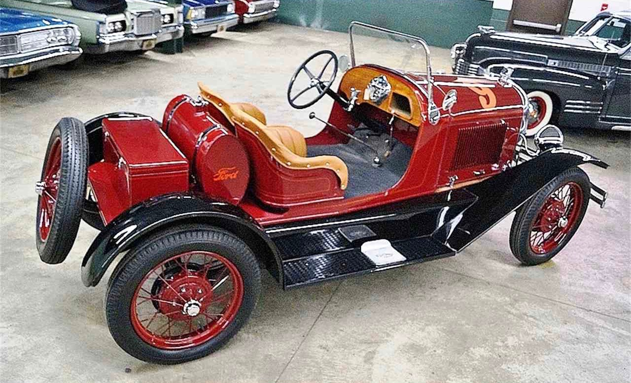6772399 1928 Ford Model A Rootlieb Speedster Std C