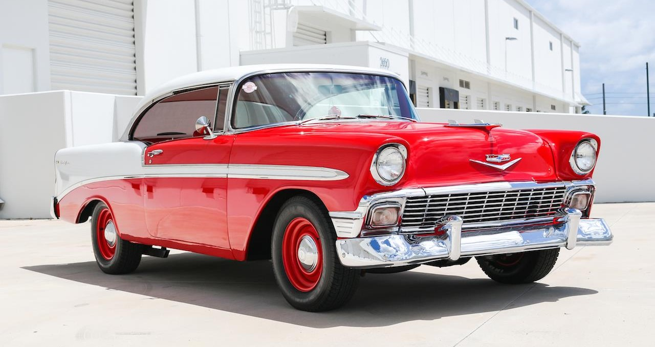 1956 Chevrolet Bel Air - ClassicCars.com Journal