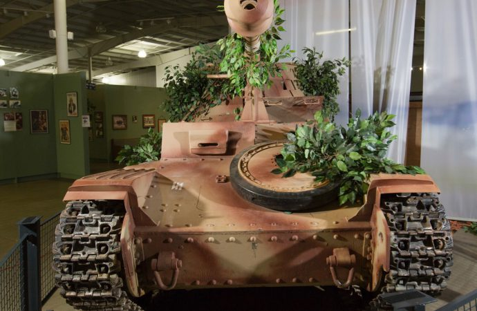 Big guns: Military vehicles join Auburn auction docket