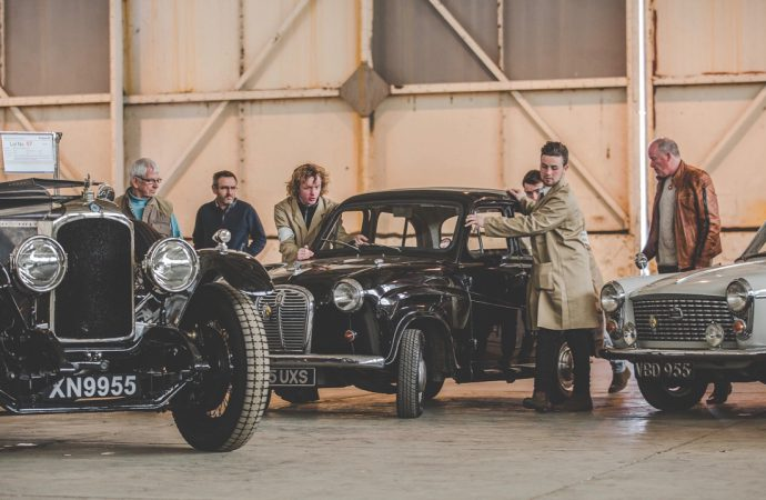 Bicester Heritage's first classic auction generates $1.24 million