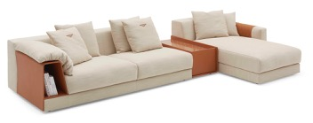 Sofa and lounge by Bentley available for $46,520