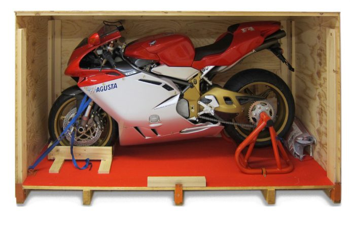 Pre-auction estimates exceeded at Bonhams' bike sale