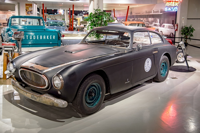 December 1, 2016; Studebaker National Museum exhibit: Powered by America (Photo by Matt Cashore)
