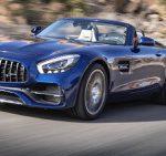 Mercedes-AMG GT Roadster Fahrveranstaltung Phoenix 2017Mercedes-AMG GT Roadster Press Test Drive Phoenix 2017