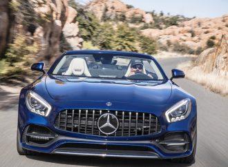 Driven: 2017 Mercedes-AMG GT Roadster/GT C Roadster