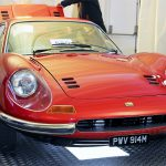 Ferrari-Dino- silverstone