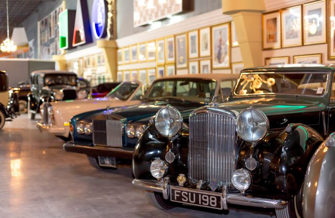 Fort Lauderdale Auto Museum opens in South Florida 'Xtreme Action Park'