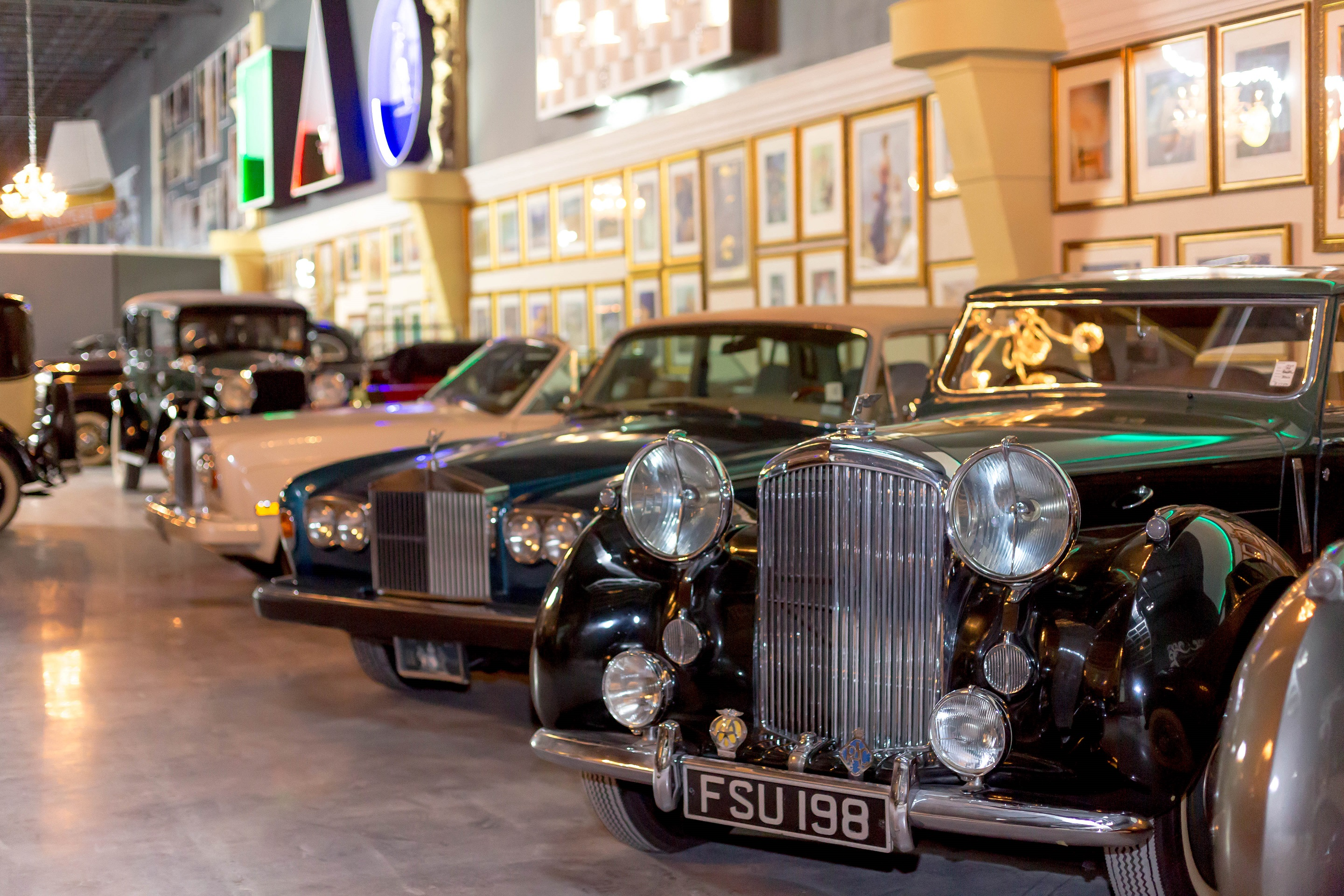 Fort Lauderdale Auto Museum Opens In South Florida Xtreme Action