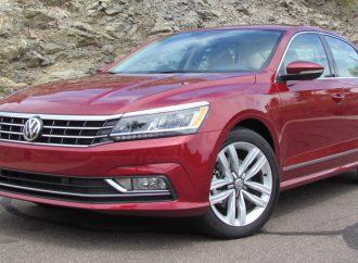 Driven: 2017 Volkswagen Passat 1.8T SEL