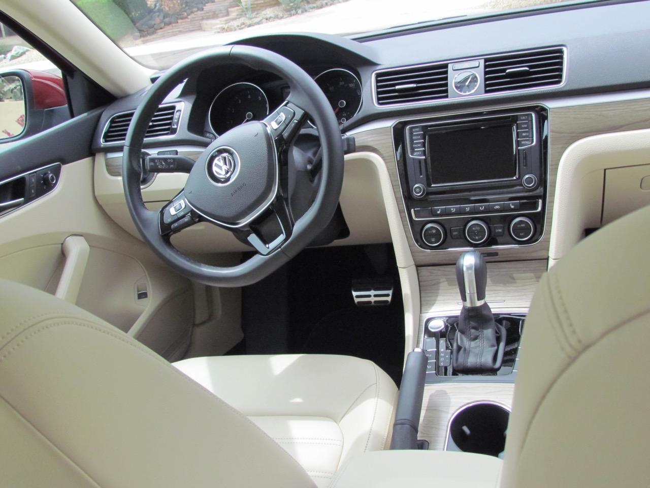 , Driven: 2017 Volkswagen Passat 1.8T SEL, ClassicCars.com Journal