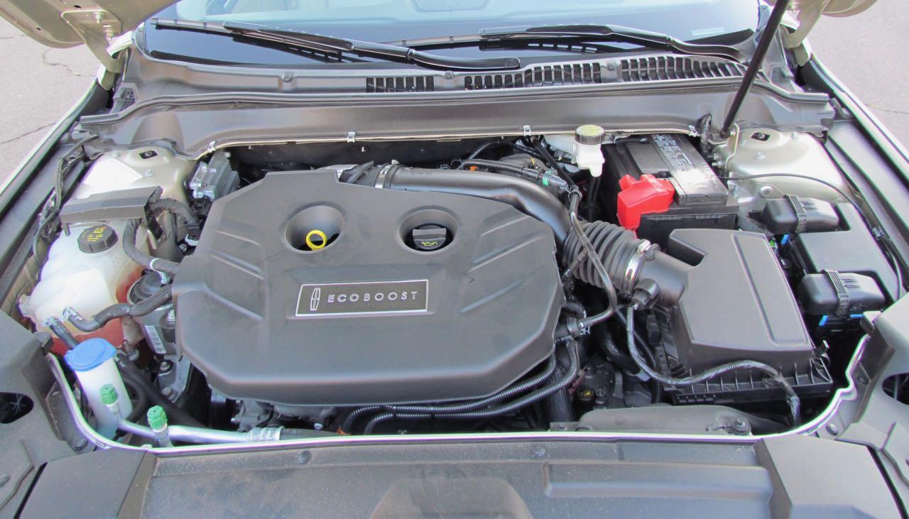 Turbo four pumps out power, but on premium fuel