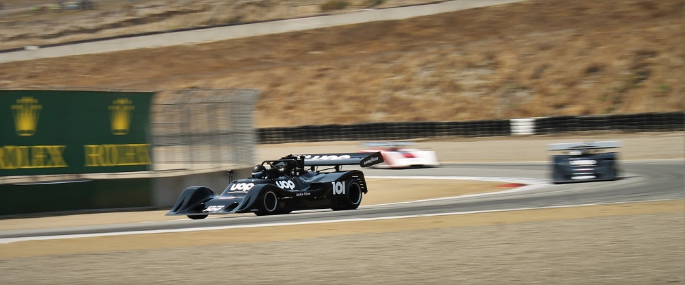 UOP Shadow in Can-Am race