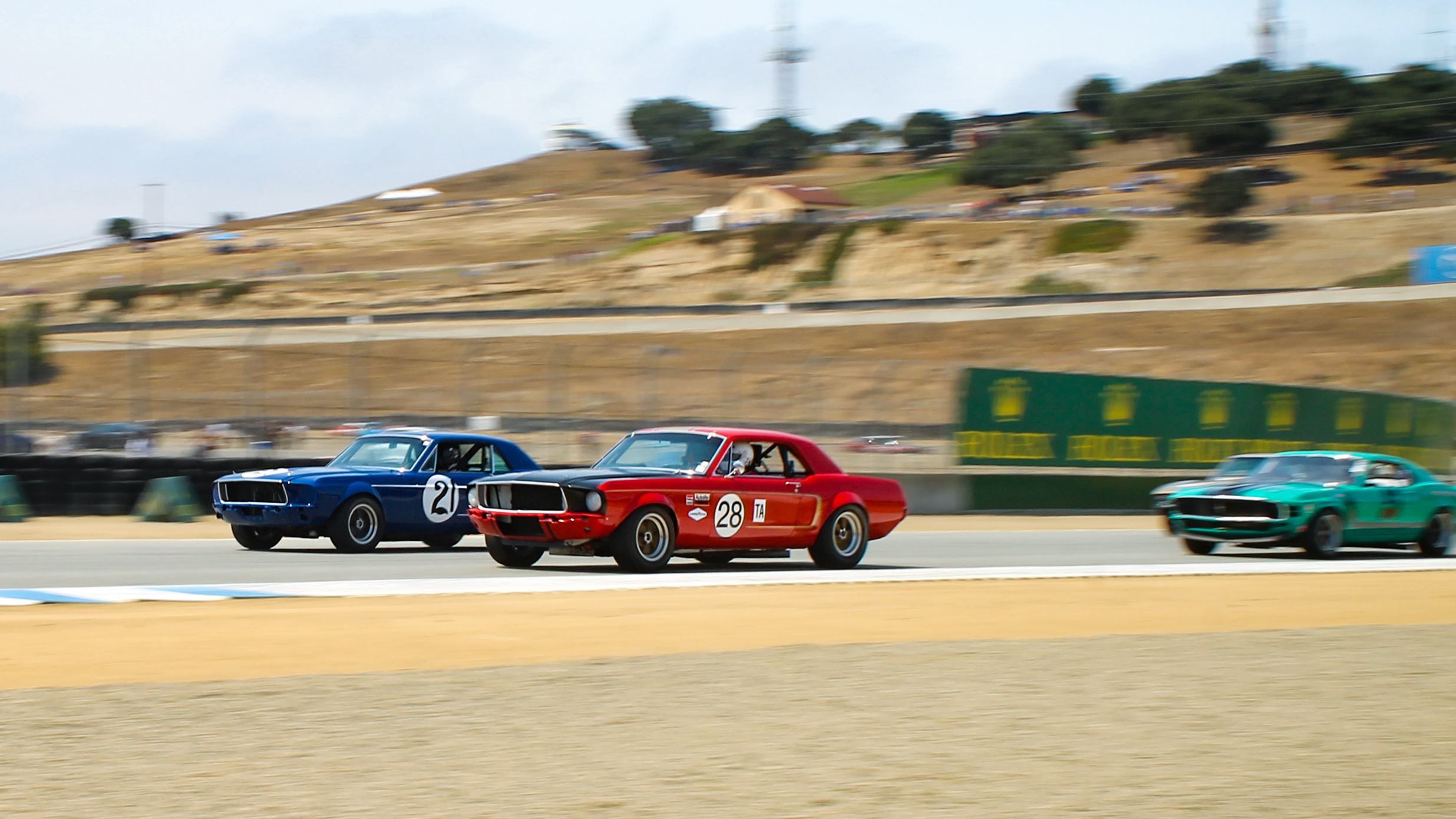 Trans-Am, Can-Am featured at inaugural Laguna Spring Classic ...