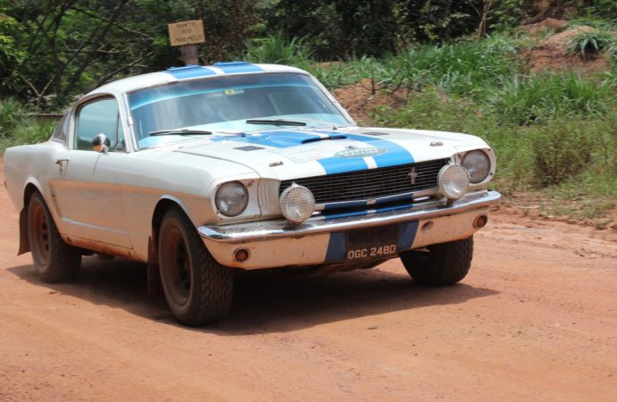 Pan Am Classic Rally offers a US cross-country road trip