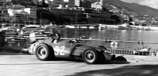 1957 Monaco Grand Prix cars featured in special exhibit | Essen photo